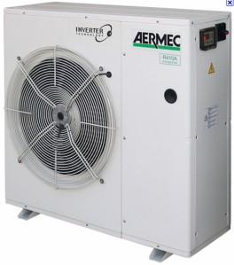 7kW heat pump from Aermec