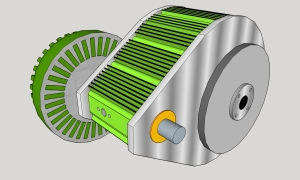 hybrid car transmission
